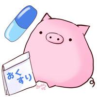 豚さん200PX