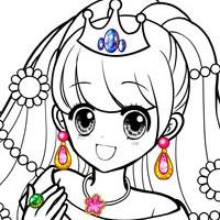 おえかき姫7月号