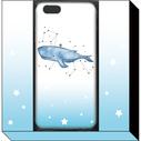 シロナガスクジラと星空